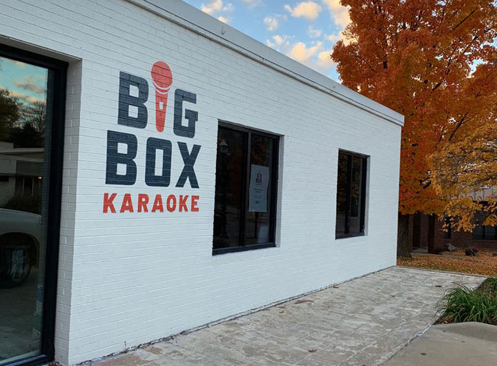 Big Box Karaoke now open on Block Avenue | Fayetteville Flyer
