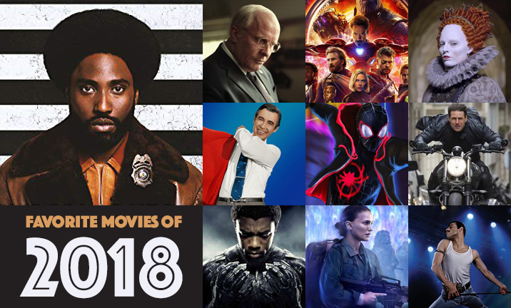 Movie Buff S Not Necessarily Best But Favorite Movies Of 2018