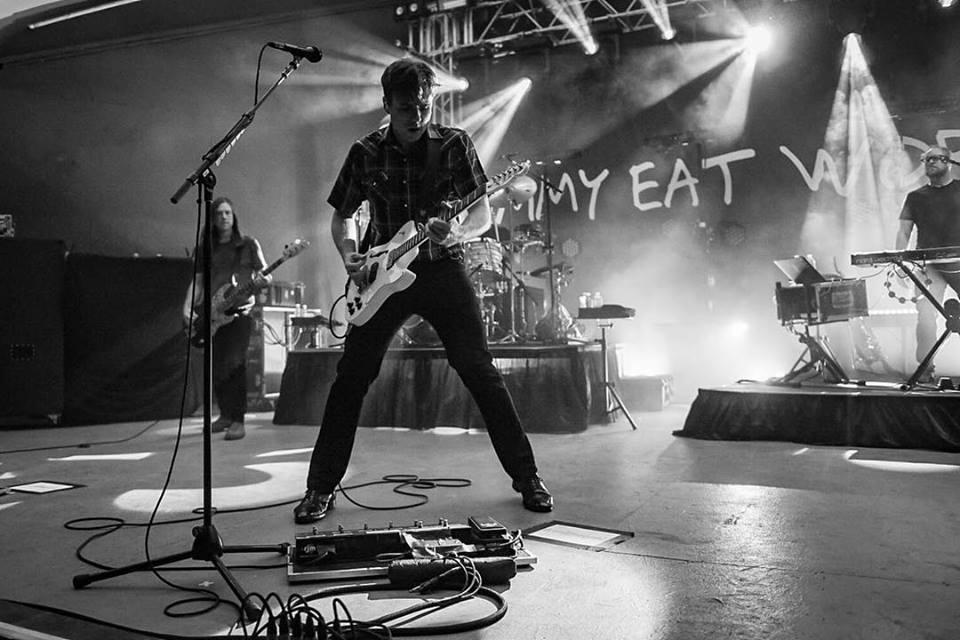Jimmy Eat World, Third Eye Blind, Ra Ra Riot to play Walmart AMP in 2019