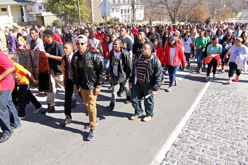 Martin Luther King Jr Day Events Planned In Fayetteville