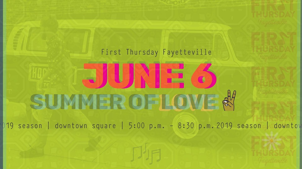 First Thursday returns June 6 with 'Summer of Love' theme