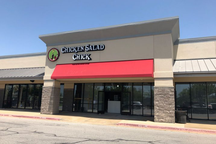 Chicken Salad Chick to open Aug. 28