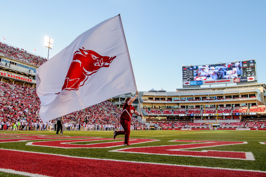 2020 Razorback Football Schedule SEC releases 2020 Razorback football schedule | Fayetteville Flyer