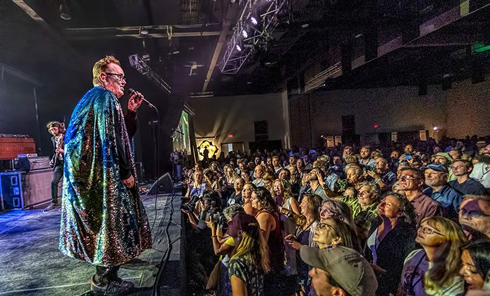 Rain can't overwhelm the firepower of Roots Fest opening night headliner St. Paul and the Broken Bones