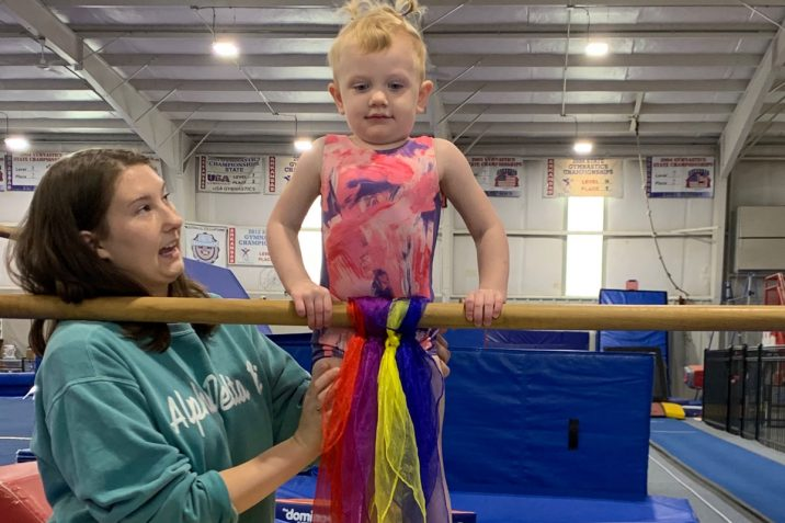 AD: Save $30 on dance and gymnastics classes at The Williams Center when you mention Fayetteville Flyer - Fayetteville Flyer
