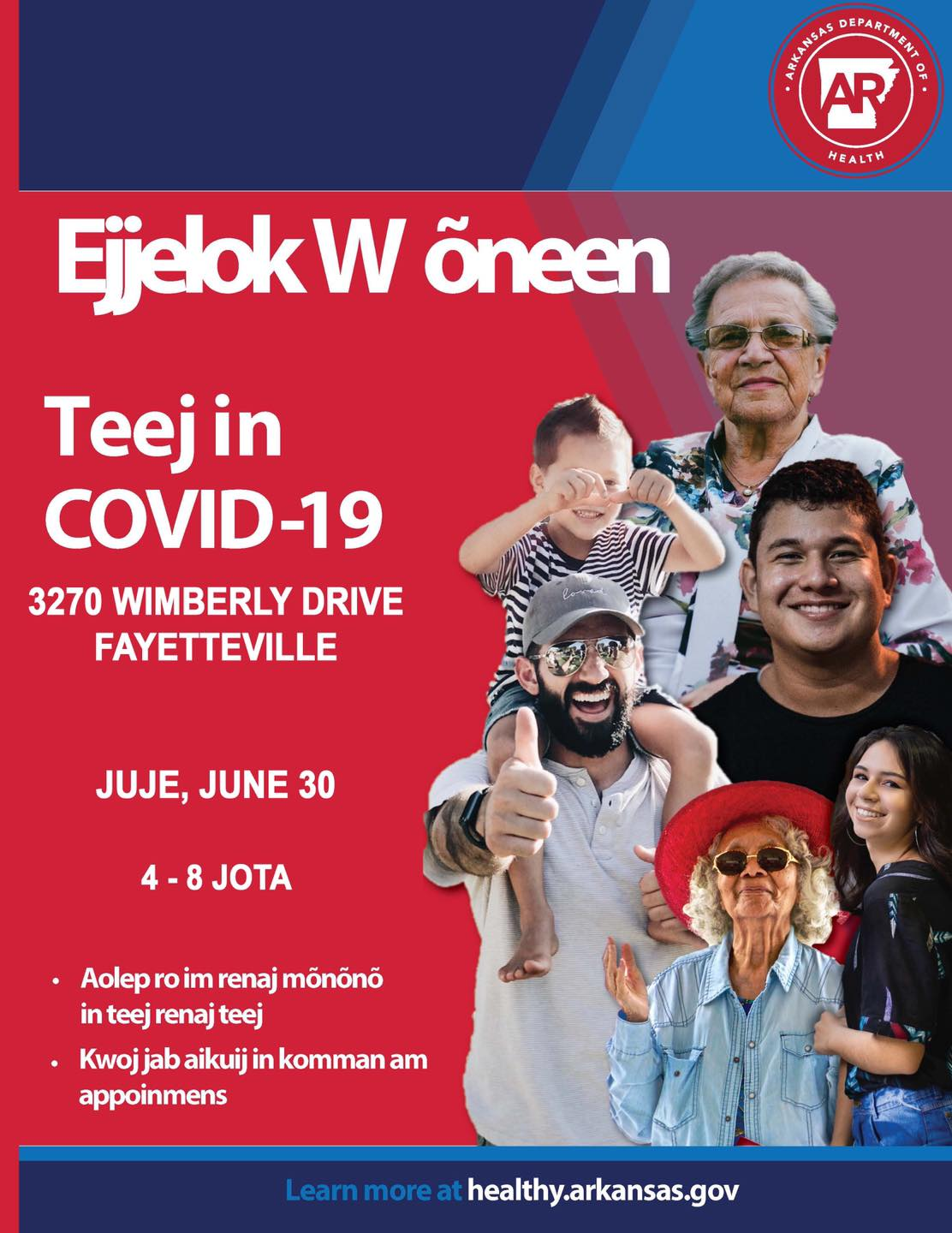 Reminder: Free drive-thru COVID-19 testing event set for ...